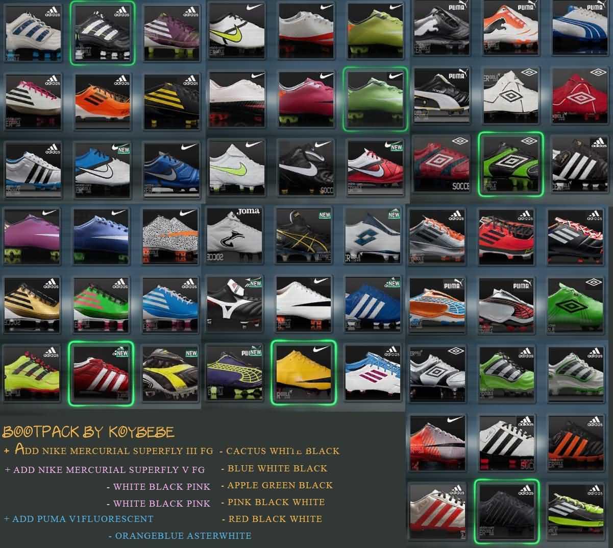 Th  M 5 Nike Mercurial Vapor Superfly III FG   2 Nike Mercurial Vapor
