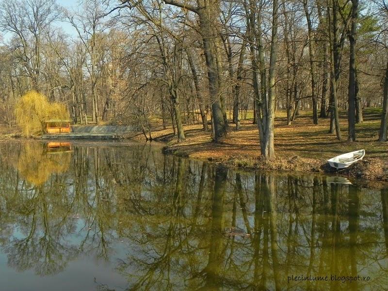 Lacul domeniului Stirbei