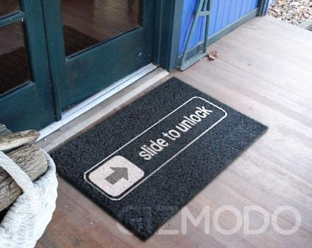 Creative and funny Doormats