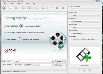 Cara Merubah File FLV Menjadi 3gp