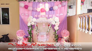 Mini Pelamin Pink Purple 22/3/2013