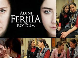 Djevojka imena Feriha, turska TV serija besplatne pozadine za desktop download
