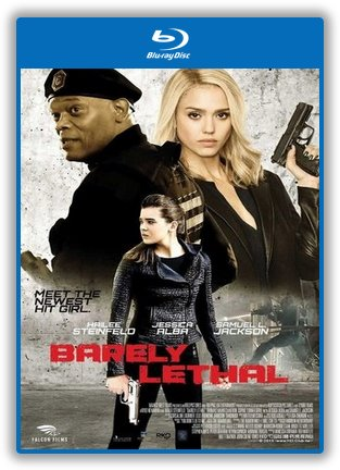 Barely Lethal 2015 720p BRRip 800mb AC3 5.1ch