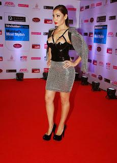 Sofia Hayat Stills at HT Mumbai Most Stylish Awards 6.jpg