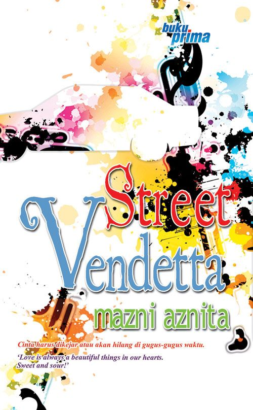 Novel Street Vendetta