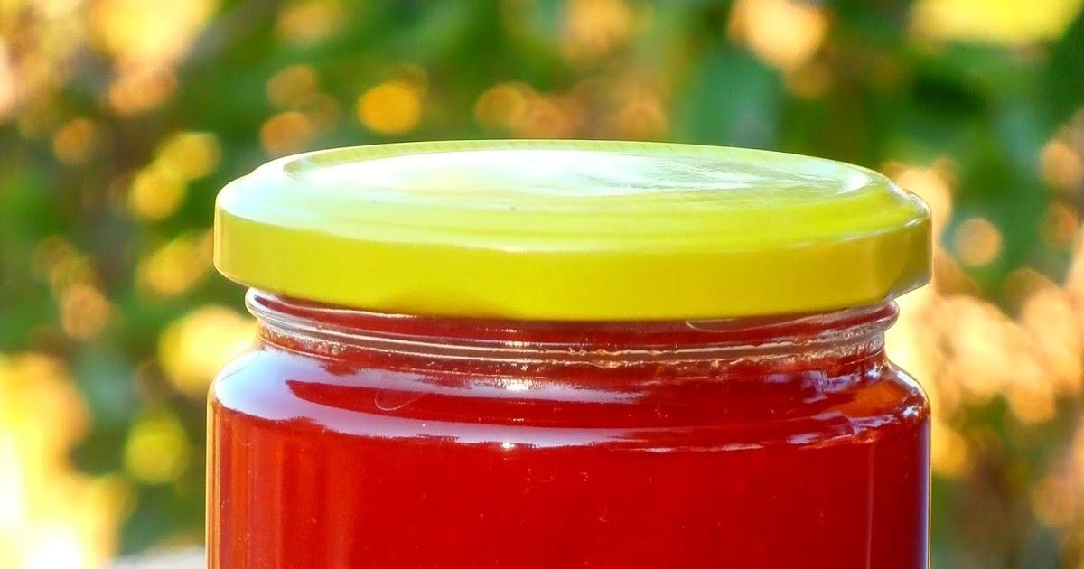 Las recetillas de isa mermelada de pimientos rojos - Como hacer mermelada de pimiento ...