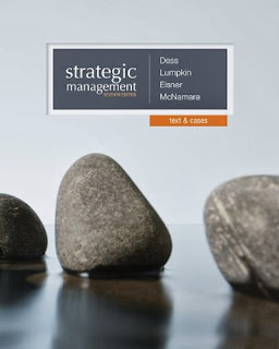Strategic Management Text and Cases Dess 7th Edition Test Bank