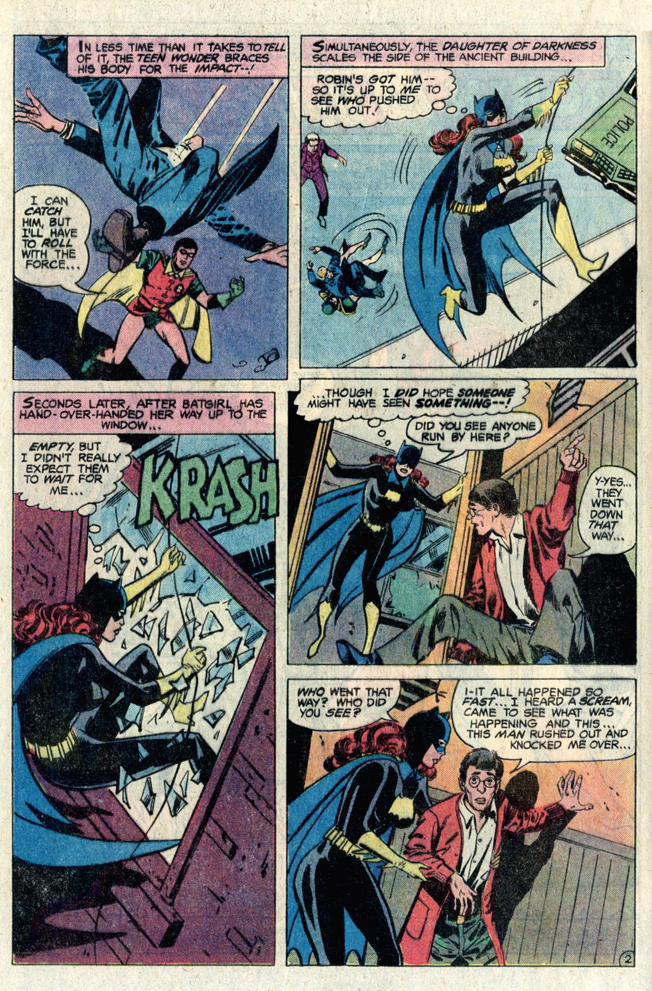 Detective Comics (1937) Issue #489 Page 22