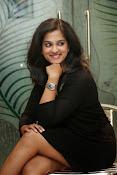 Nandita raj sizzling pics in black-thumbnail-8
