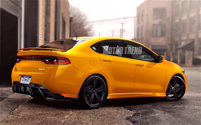 dodge dart srt4