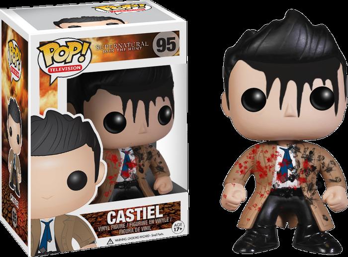 Funko Pop! Castiel (Leviathan) Supernatural