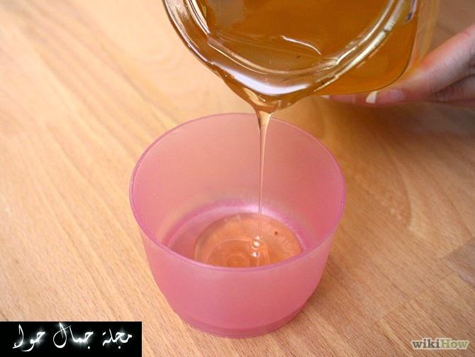 بالصور مقشر العسل والسكر لتنظيف الوجه والرؤوس السوداء - مقشر للوجه - مقشر العسل والسكر - مقشر العسل والسكر للوجه - مقشر العسل للوجه - مقشر العسل للبشرة - مقشر بالعسل للوجه - مقشر للوجه بالعسل