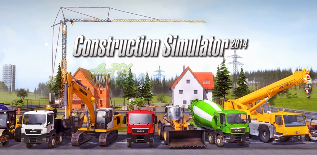 Construction Simulator 2014 Full Apk İndir
