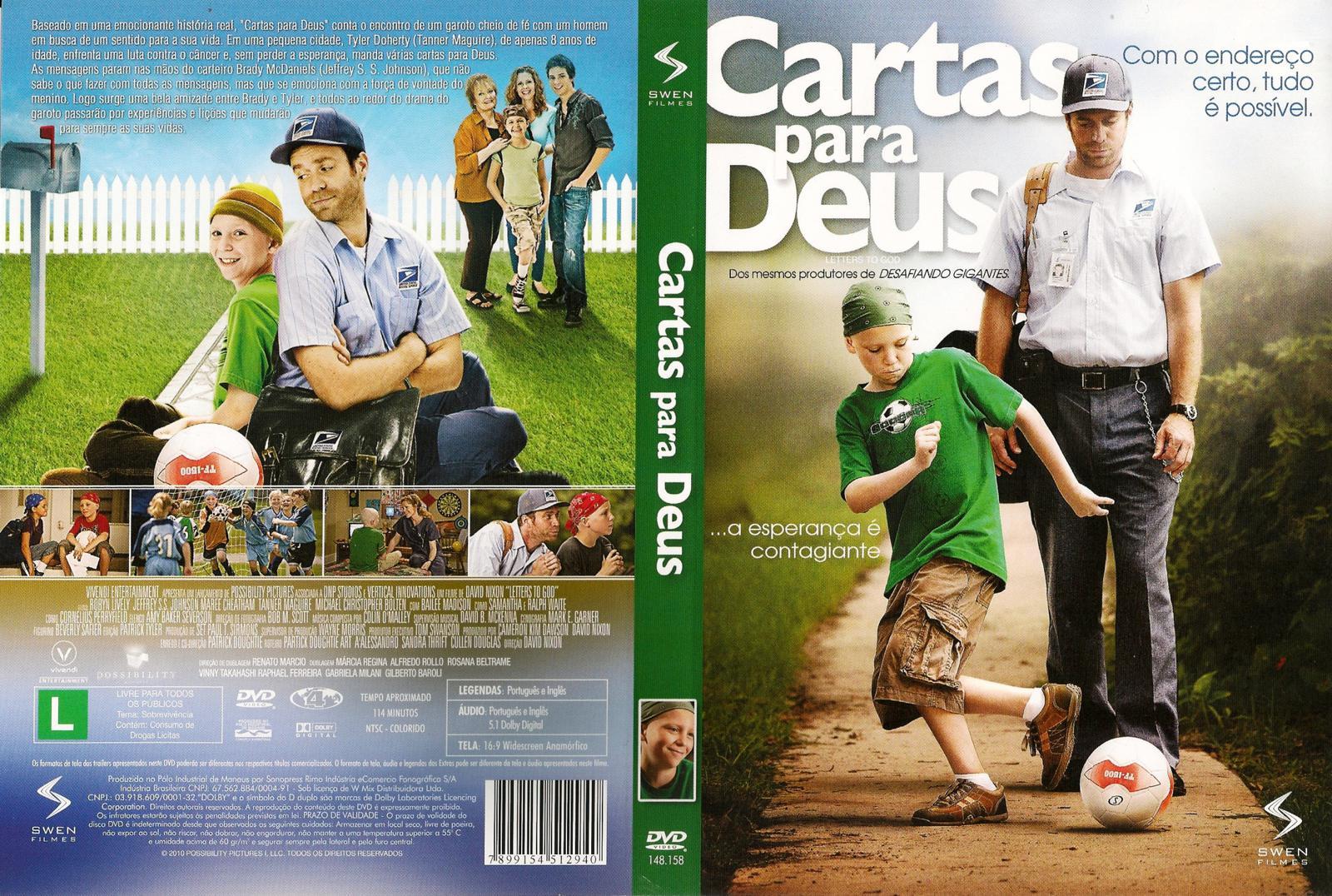 FILME ONLINE CARTAS PARA DEUS - ASSISTA ONLINE AQUI