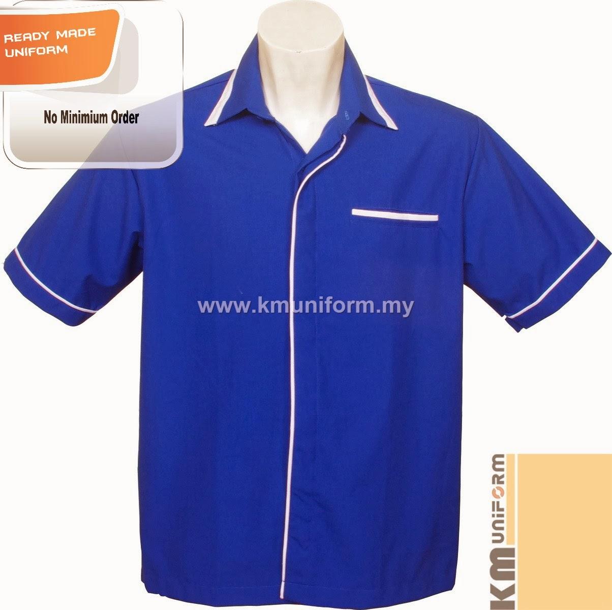 Shirt design malaysia - F1 Shirt Uniform