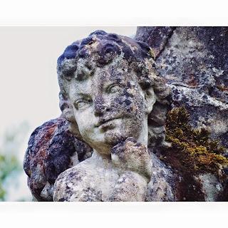 Ange statue Vittel