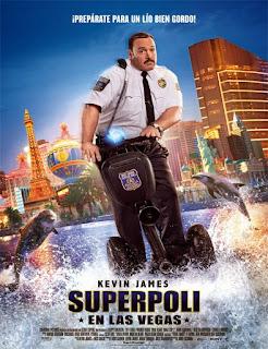 Pelicula Superpoli en Las Vegas (2015) Online Gratis