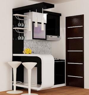 Astonishing Mini Bar Kitchen Contemporary - Plan 3D house - goles.us ...
