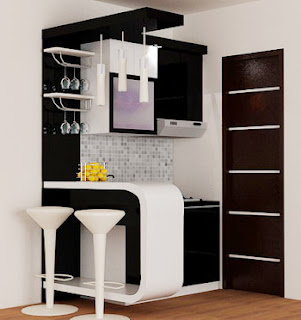 Kitchenset Pelangi Desain Interior KITCHEN SET MINI BAR