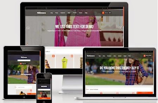 BetaCommerce Responsive Blogger Template