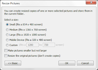 Image Resizer for Windows , RESIZE images , resize multiple images