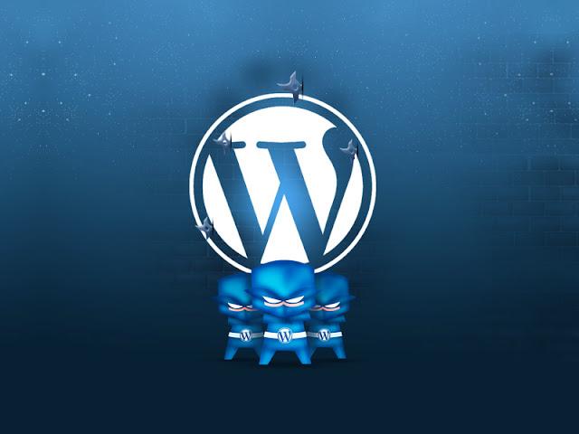 cara backup database wordpress