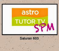 TUTOR TV SPM