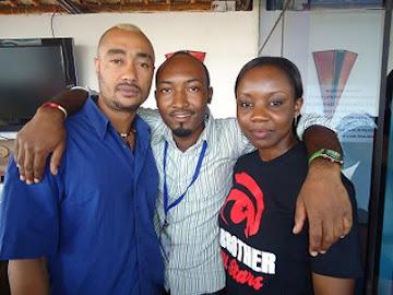 MWISHO MWAMPAMBA,SEIF KABELELE AND BABRA KAMBOGI-PR,MULTICHOICE TANZANIA
