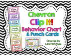 http://www.teacherspayteachers.com/Product/Clip-It-Behavior-Chart-and-Punch-Cards-Bright-Chevron-762688