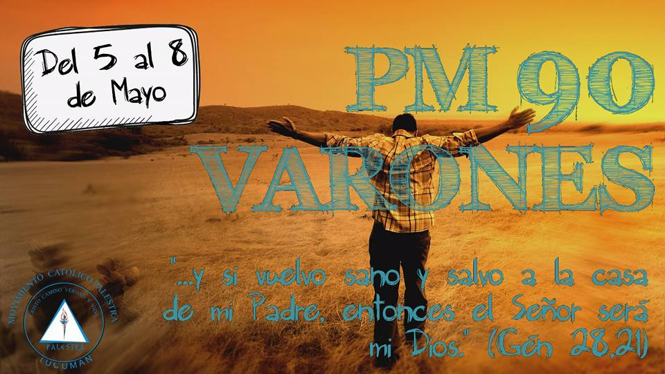 PM 90 Varones - Etapa Jovenes