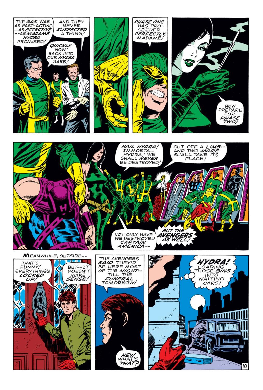 Captain America (1968) Issue #113 #27 - English 12