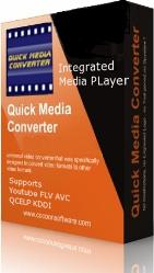 تنزيل مجاني برنامج Quick Media Converter لتحويل صيغ الصوت والفيديو