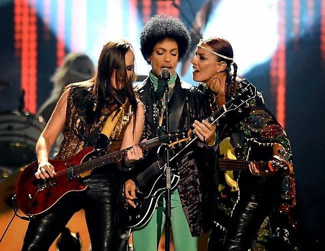 Prince 3RDEYEGIRL Manchester Academy