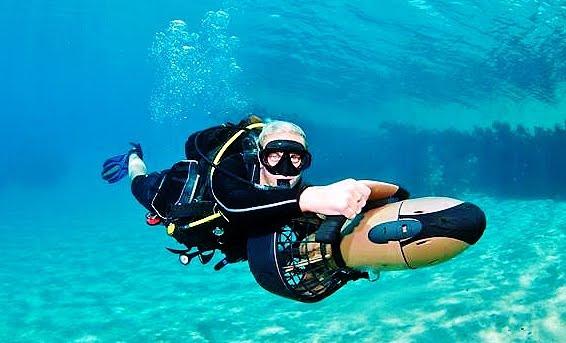 Подводные скутеры своими руками 56
