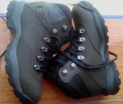 Sepatu Boot; trekking