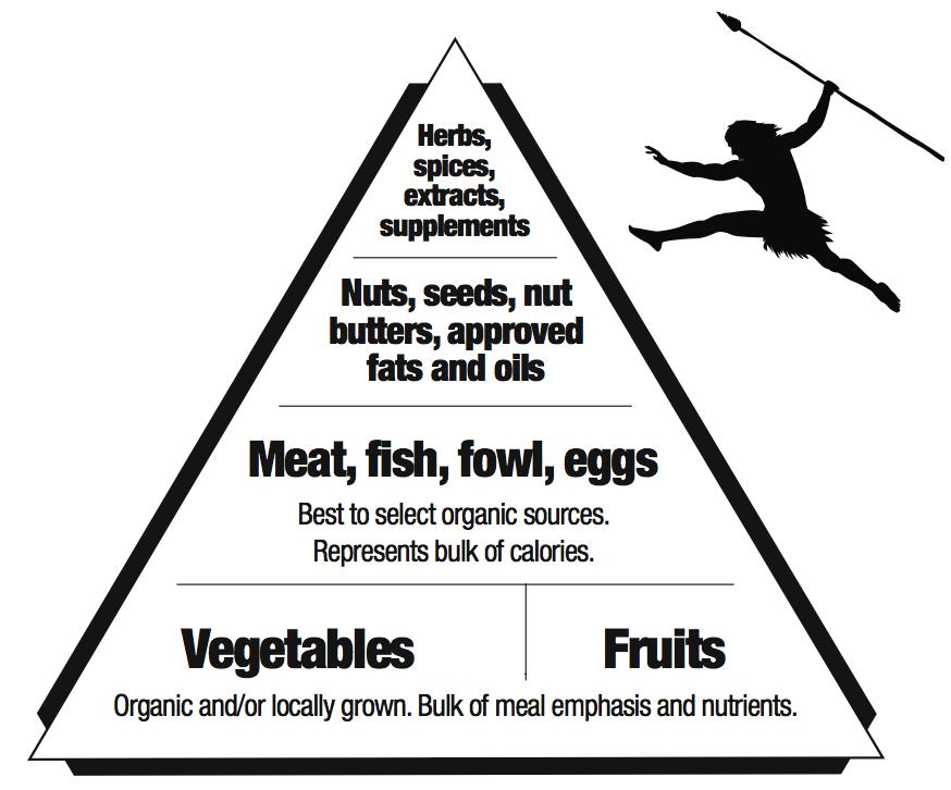 Paleo diet food list why no beans nutrition