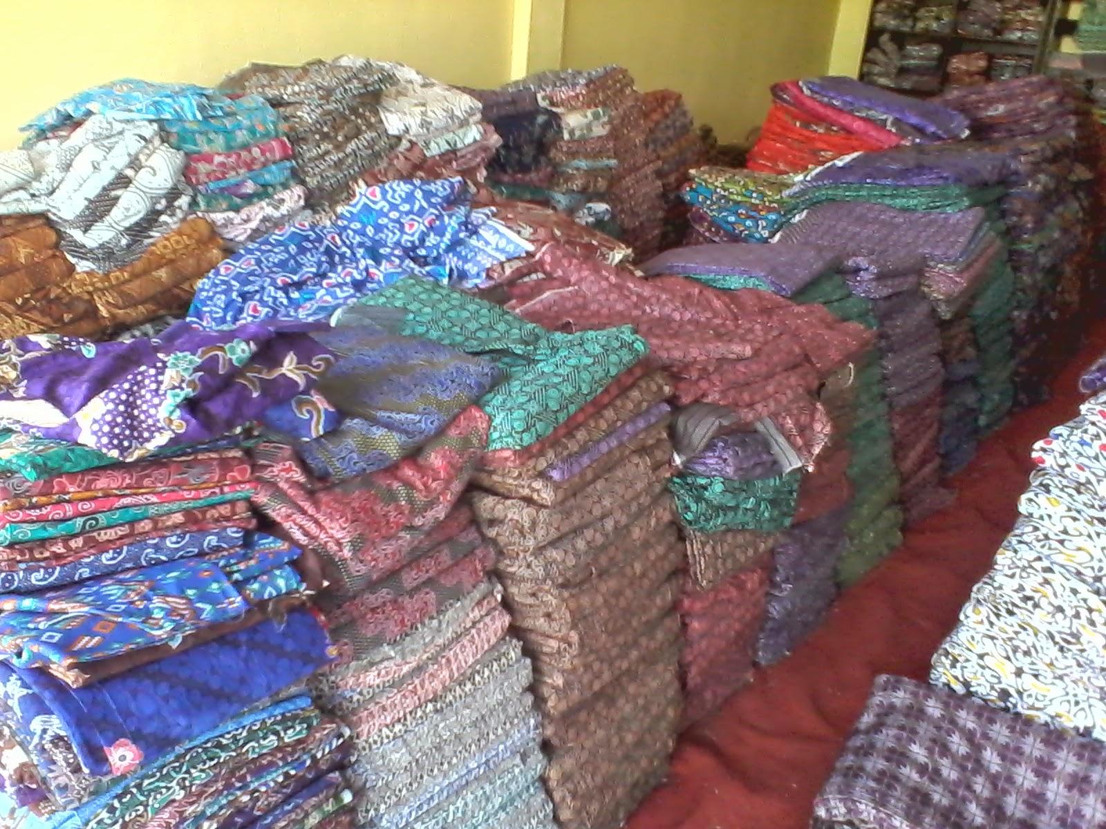 stok batik