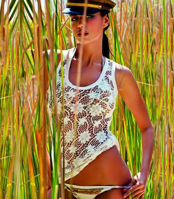 Super Model Irina Sheik