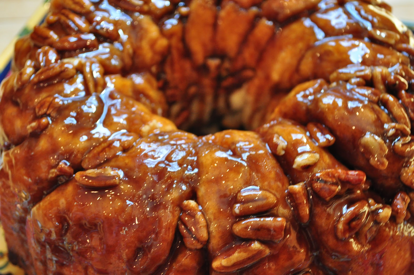 newlywed's kitchen: Cinnamon Sticky Buns