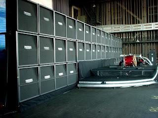 muri di amplificatori