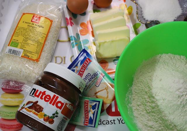 ingredienti per sbriciolata