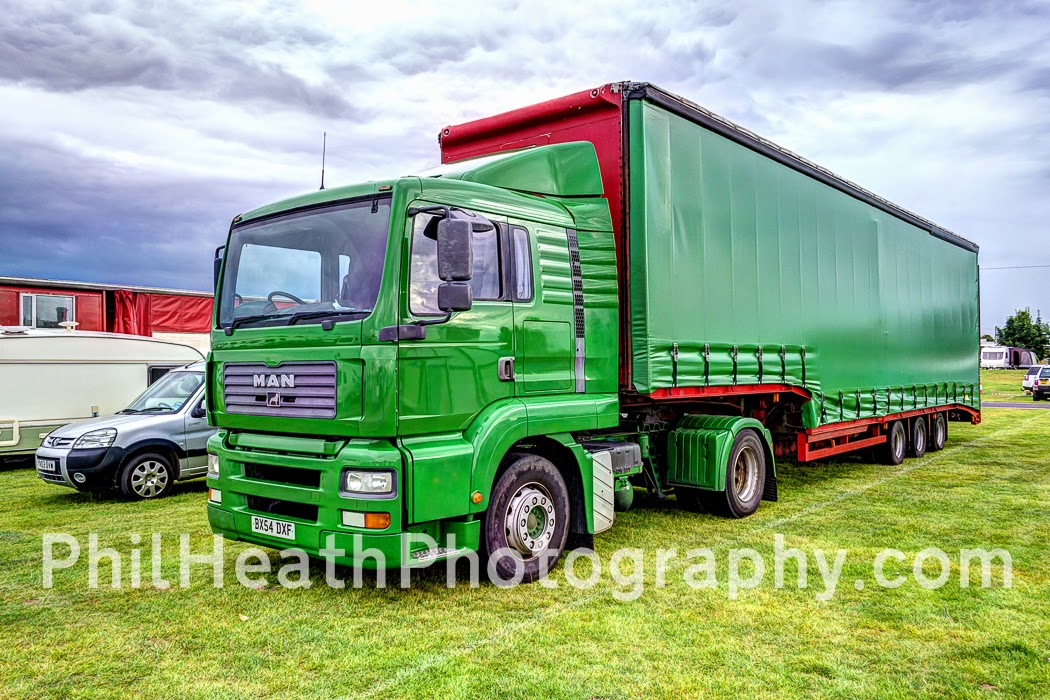 Lincolnshire Steam and Vintage Rally 2014