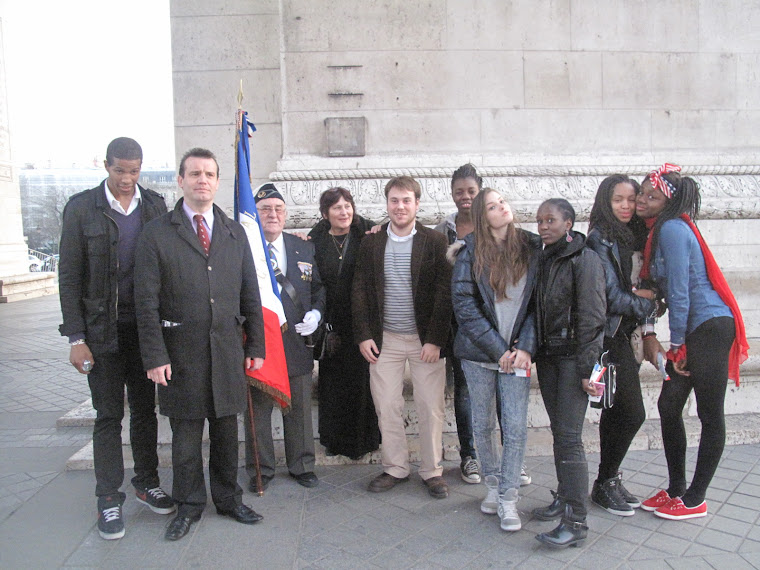 Arc de Triomphe 2012