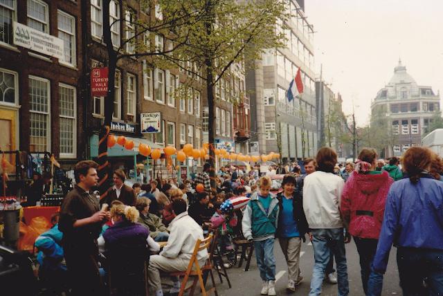 Que língua falam em Amsterdã