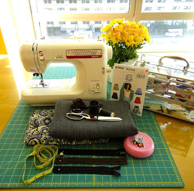 Lessons at The Sewing Studio