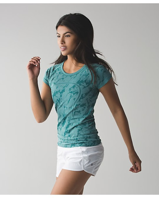 lululemon forage-teal-swiftly-ss