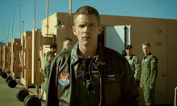 Tommy Egan (Ethan Hawke) dans Good Kill, de Andrew Niccol (2015)