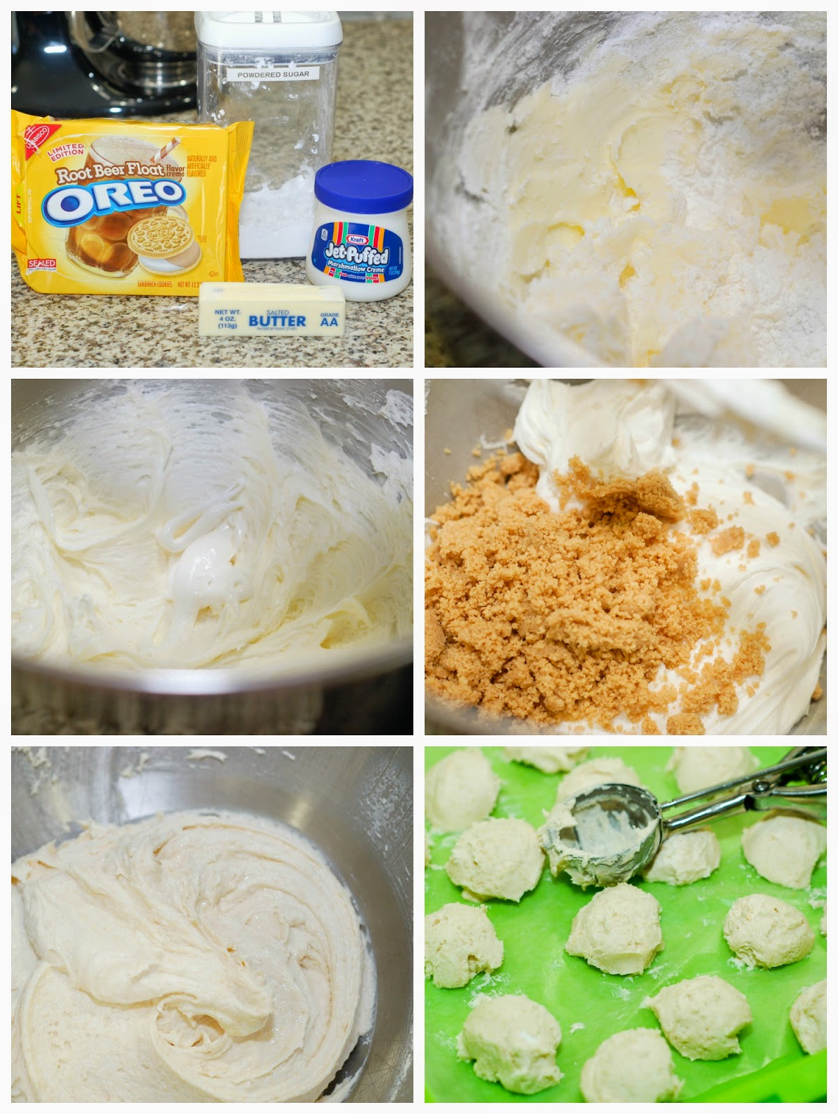 Root Beer Float Frosting by The Sweet Chick