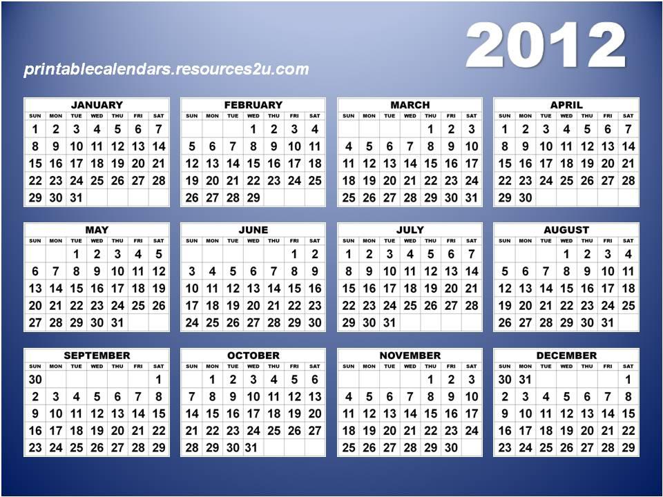 Cute Children 2011 Calendar Or Kids Yearly Calendar 2011   Short News ...