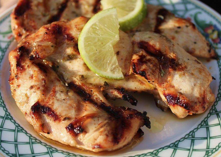 ... Cuisine: Freezer Marinade Italian Lemon Lime Garlic Chicken Recipe